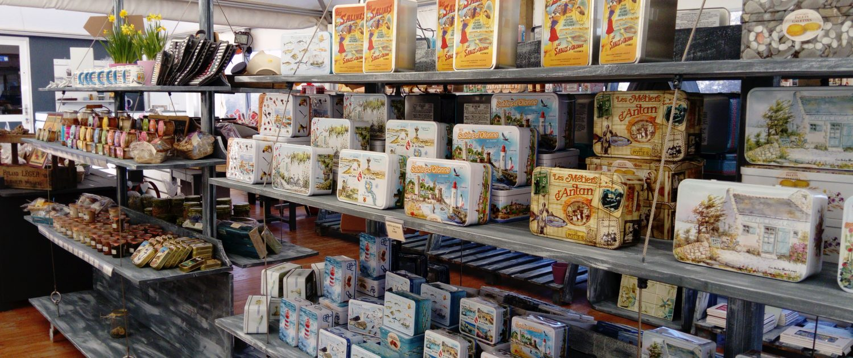 Produits locaux et régionaux de Vendée et des Sables d'Olonne