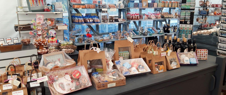 Boutique cadeaux et souvenirs aux Sables d'Olonne